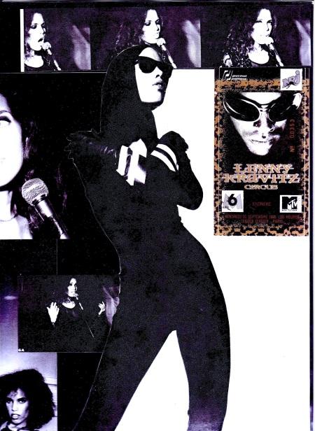 Cirque D'Hiver Ticket stub 9/22/1995