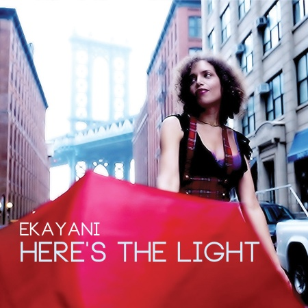 Brooklyn Indie Pop Sensation EKAYANI's NEW Single Here's the Light is available everywhere from TGEE Records